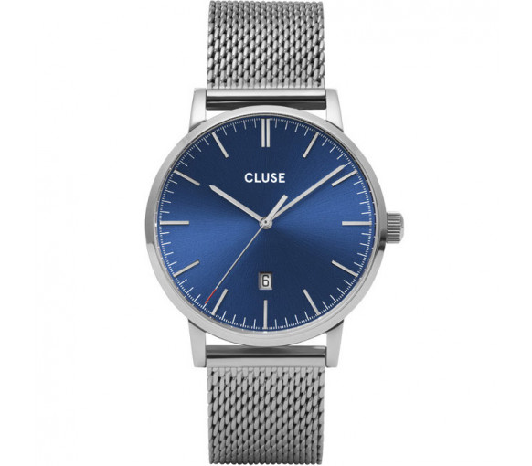 Cluse Aravis Mesh Silver - CW0101501004