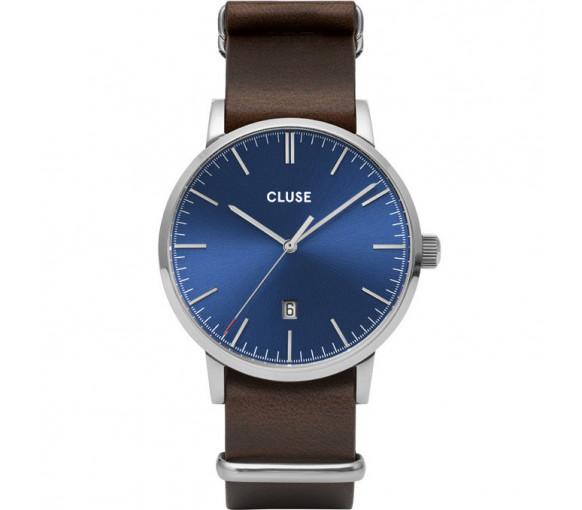 Cluse Aravis Nato Silver - CW0101501008