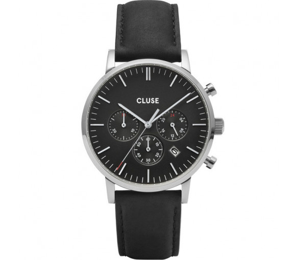 Cluse Aravis Chrono Silver - CW0101502001