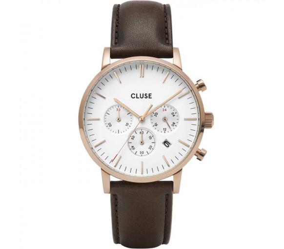Cluse Aravis Chrono Rosé - CW0101502002