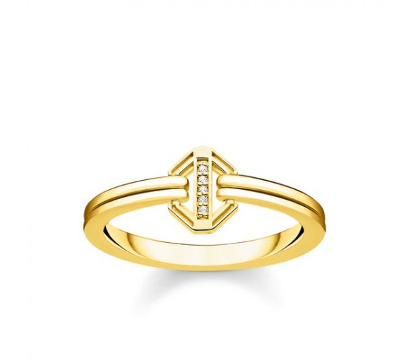 Thomas Sabo Ring Vintage Gold - D_TR0036-924-14-56