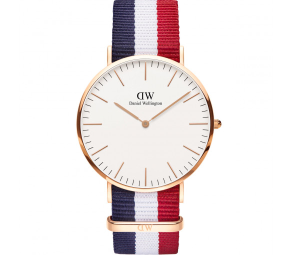Daniel Wellington Classic Cambridge Rose Gold (40 mm) - DW00100003