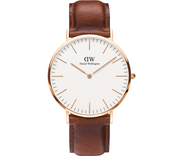 Daniel Wellington Classic St. Mawes Rose Gold