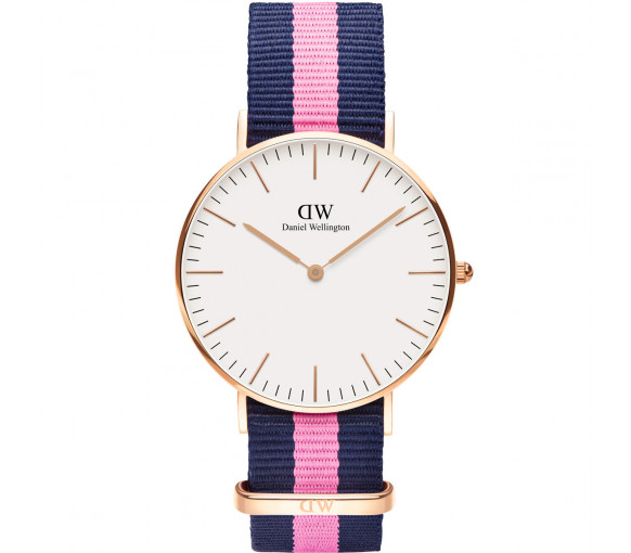Daniel Wellington Classic Winchester Rose Gold (36 mm) - DW00100033