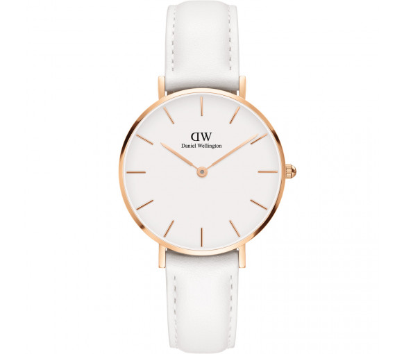 Daniel Wellington Classic Petite Bondi White Rose Gold