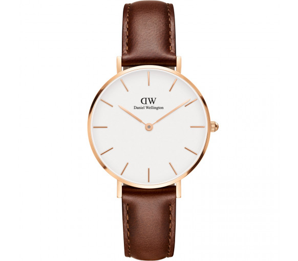 Daniel Wellington Classic Petite St. Mawes White Rose Gold