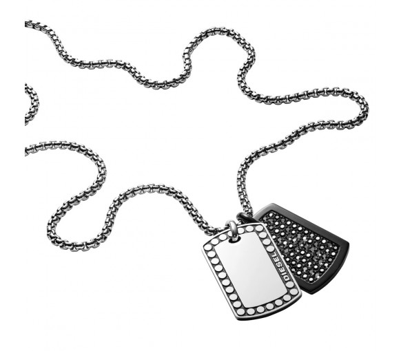 Diesel Double Dogtags - DX1169040