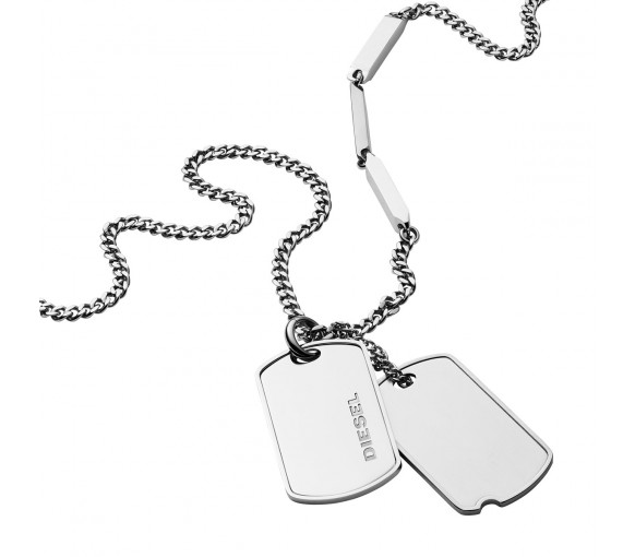 Diesel Double Dogtags - DX1173040