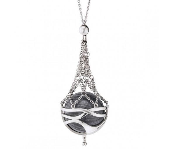 Engelsrufer Halskette Paradise Silber Klangkugel - ERN-27-PARADISE