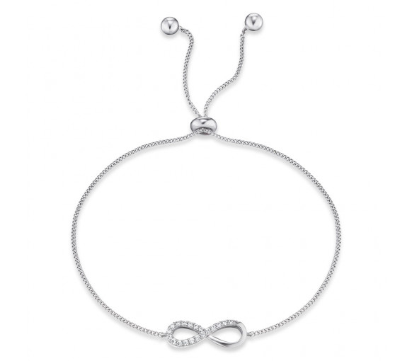 Engelsrufer Armband Infinity Silber - ERB-LILINFINITY-ZI