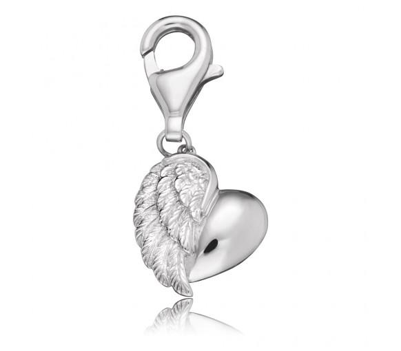 Engelsrufer Charm Herzflügel - ERC-HEARTWING