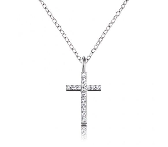 Engelsrufer Halskette Kreuz - ERN-LILCROSS-ZI