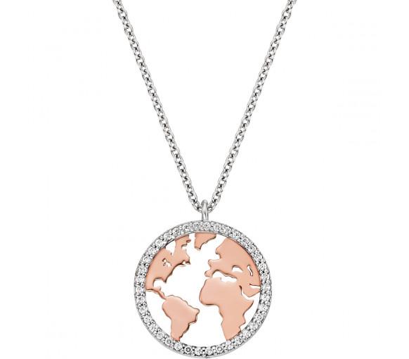 Engelsrufer Welt Halskette - ERN-WORLD-BICOR-ZI