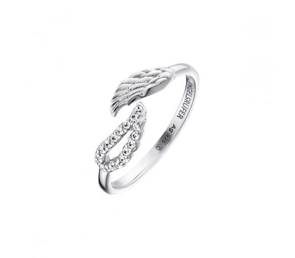 Engelsrufer Flügel Ring - ERR-TWINWING-ZI