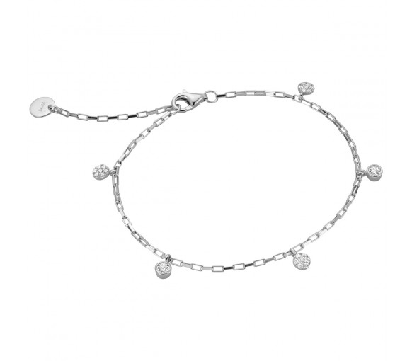 Esprit Grace Armband Silver - ESBR01601117