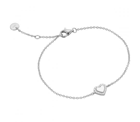Esprit Elina Armband Silver - ESBR01651117