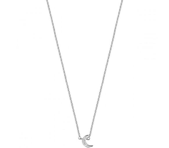 Esprit Moon Pave Halskette - ESNL00921142