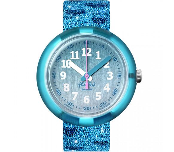 Flik Flak Turquoise Sparkle - FPNP064