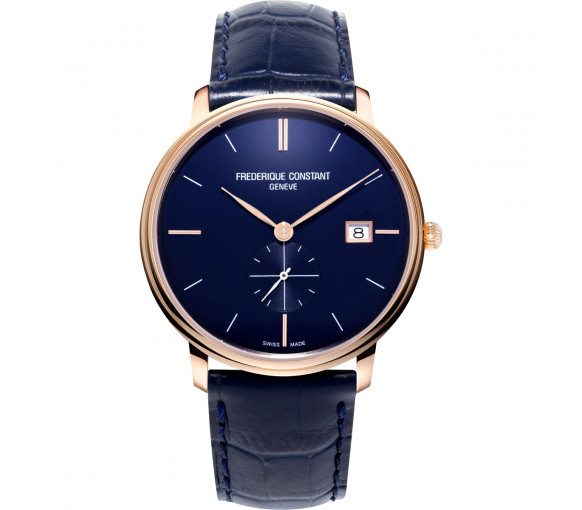 Frederique Constant Slimline Gents Small Seconds - FC-245N5S4
