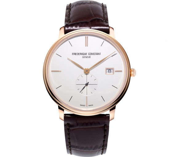 Frederique Constant Slimline Gents Small Seconds - FC-245V5S4