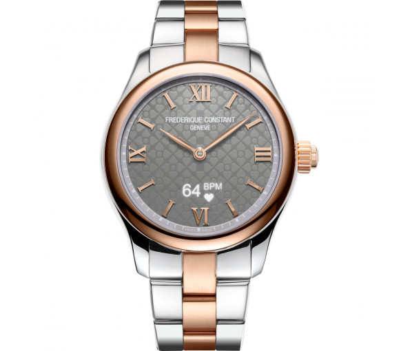 Frederique Constant Vitality Smartwatch - FC-286BG3B2B