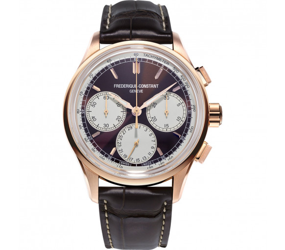 Frederique Constant Flyback Chronograph Manufacture - FC-760CHC4H4