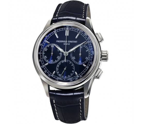 Frederique Constant Flyback Chronograph Manufacture - FC-760N4H6