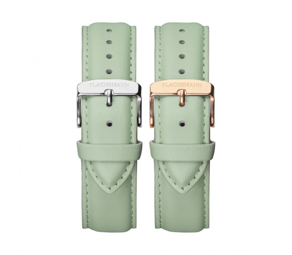Flachsmann World Traveler Mint Green Strap