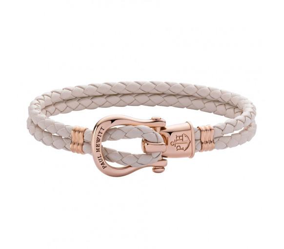 Paul Hewitt Phinity Shackle Bracelet Rose Gold Cherry Blossom - PH-FSH-L-R-CHB