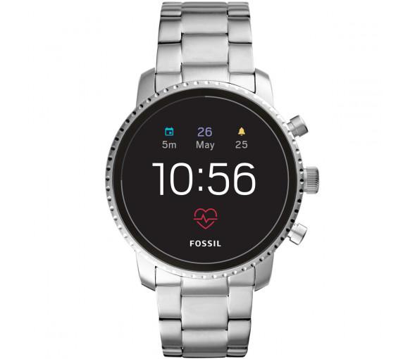 Fossil Q Explorist HR Smartwatch - FTW4011