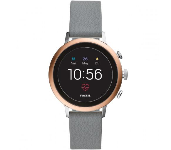 Fossil Q Venture HR Smartwatch - FTW6016