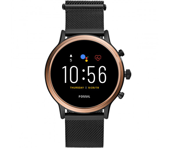 Fossil Julianna HR Smartwatch - FTW6035