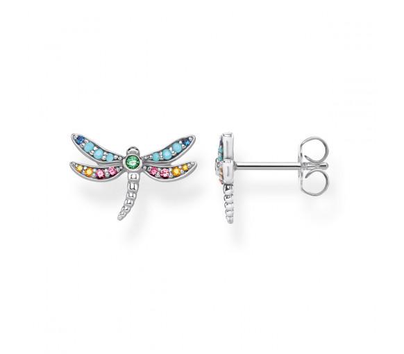 Thomas Sabo Ohrringe Dragonfly - SCH150278