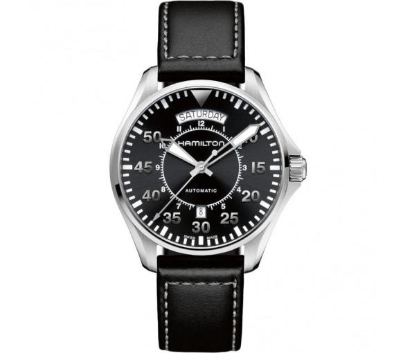 Hamilton Khaki Pilot Day Date - H64615735