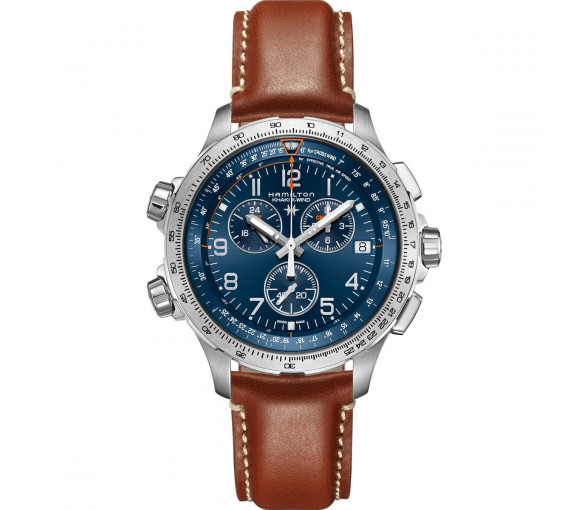 Hamilton Khaki Aviation X-Wind GMT - H77922541