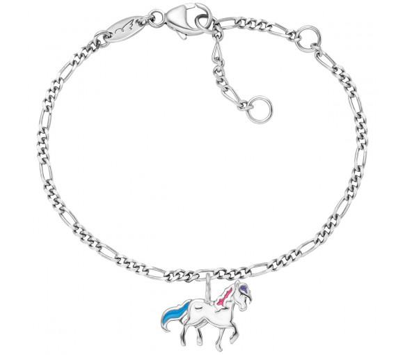 Herzengel Pferd Armband - HEB-HORSE
