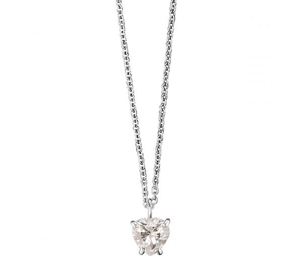 Herzengel Halskette Herz - HEN-HEART01-ZI