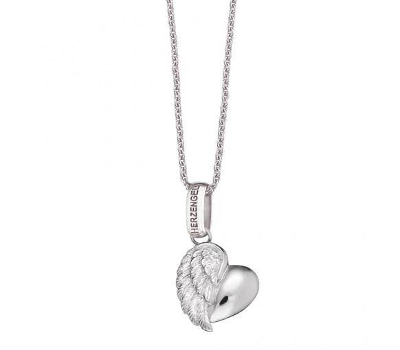 Herzengel Halskette Herzflügel - HEN-HEARTWING