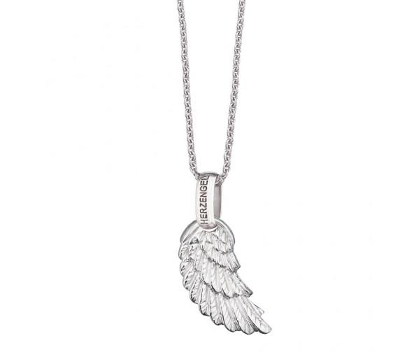 Herzengel Halskette Flügel - HEN-WING