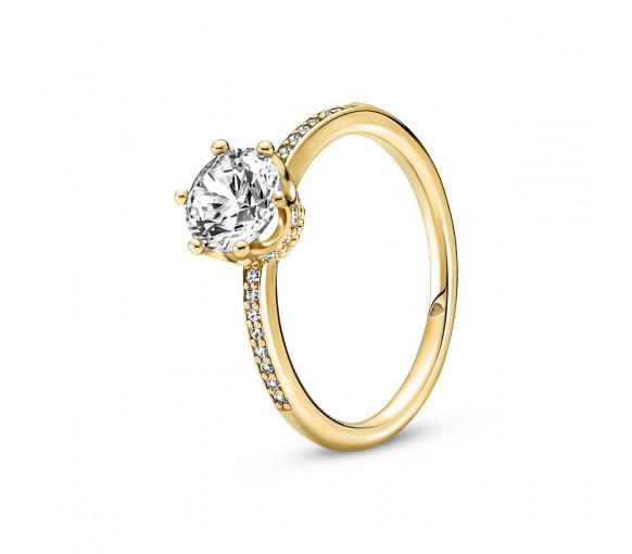 Pandora Shine Crown Ring - 168289C01
