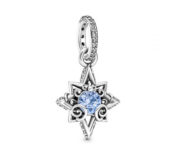 Pandora Disney Cinderella Blue Star Anhänger - 399560C01