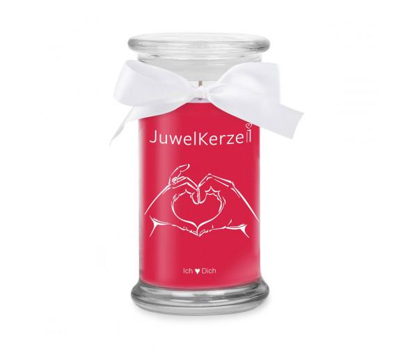 JuwelKerze Ich Liebe Dich
