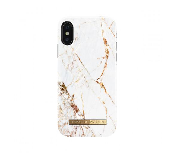 iDeal of Sweden Fashion Case Carrara Gold