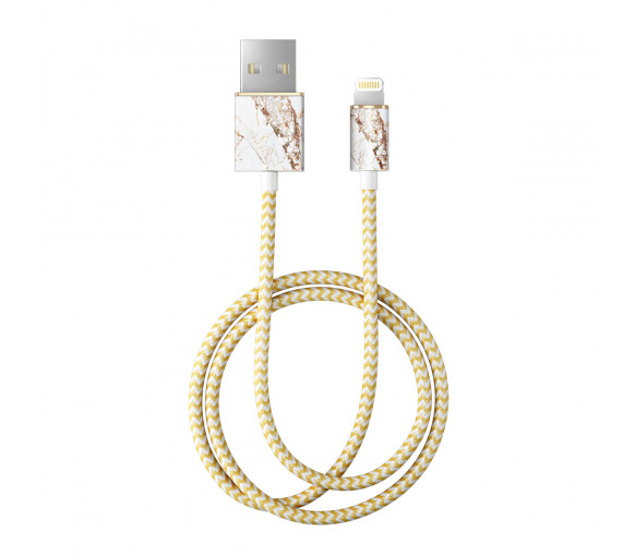iDeal of Sweden Fashion Cable 1m Carrara Gold - IDFCL-46