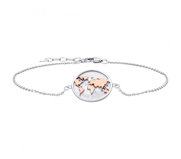 Julie Julsen Armband World - JJBR0704.8