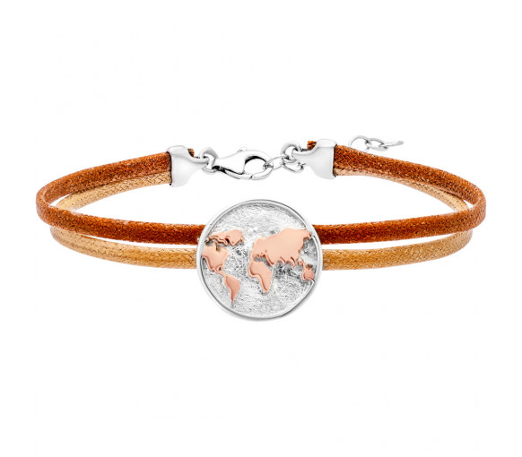 Julie Julsen Armband World - JJBR0705.8