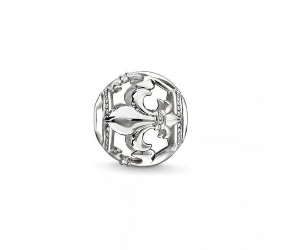 "Thomas Sabo Charms/Beads Bead ""Bourbonische Lilie"" - K0236-637-12"