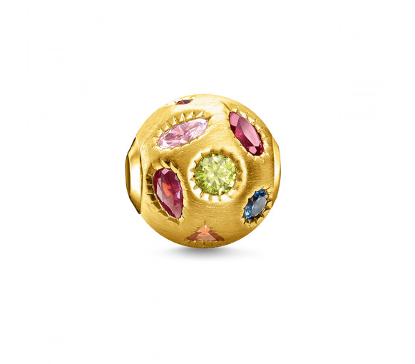 Thomas Sabo Bead Colourful Stones - K0319-996-7