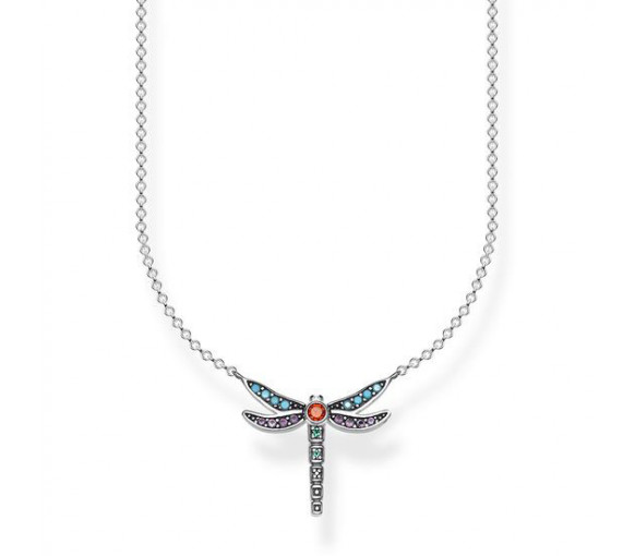 Thomas Sabo Halskette Dragonfly Small - SCKE150283