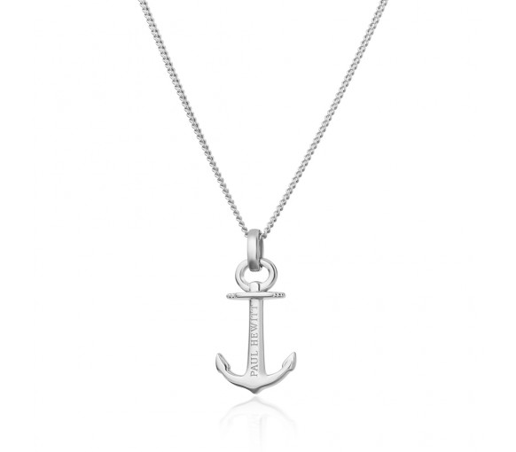 Paul Hewitt Necklace Anchor Spirit Silver - PH-AN-S